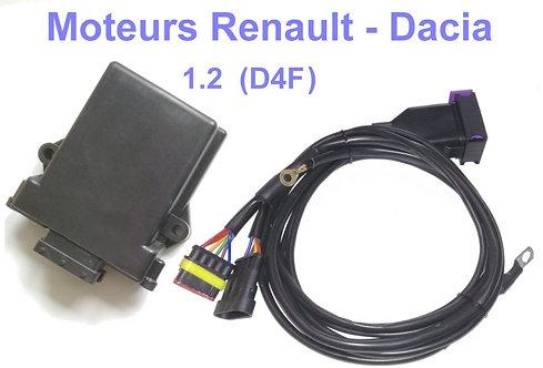 E85 Renault/Dacia D4F