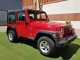 Jeep Wrangler E85