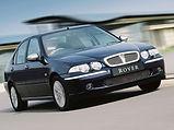 Rover 400 et 45 E85