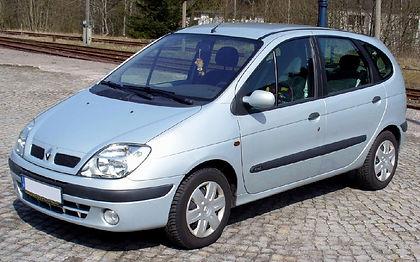 Renault Scenic E85