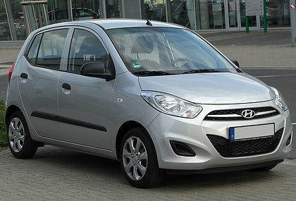 Hyundai I10 E85