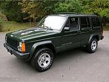 Jeep Cherokee XJ E85