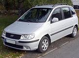 Hyundai Matrix E85