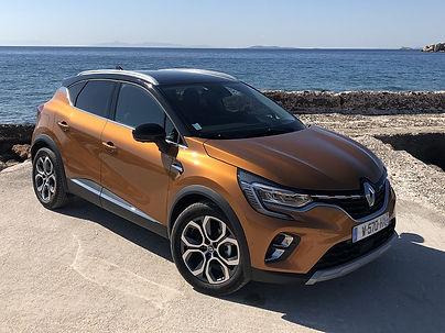 Renault Captur E85