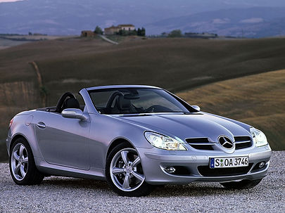 Mercedes SLK 2 E85