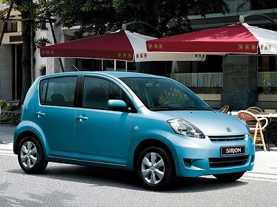 Daihatsu Sirion 2 E85