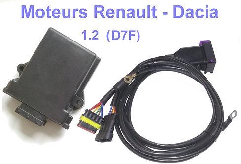 E85 Renault/Dacia D7F