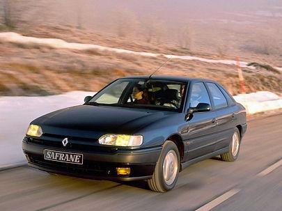 Renault Safrane E85