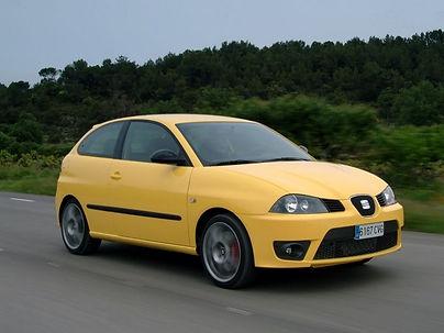Seat Ibiza 3 E85