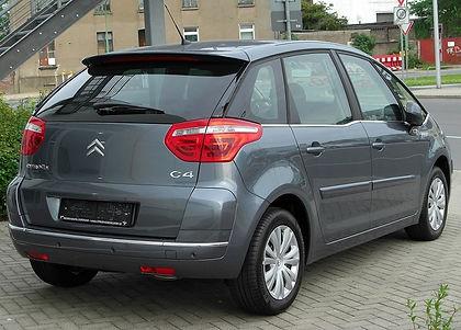 Citroën Picasso 2 E85
