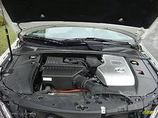 400h - V6 hybride