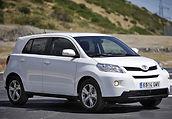 Toyota Urban Cruiser E85