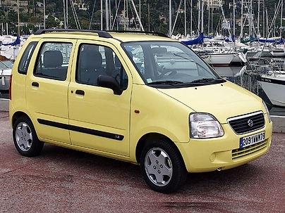 Suzuki Wagon R E85