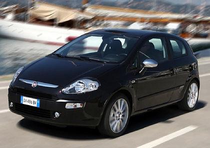 Fiat Punto Evo E85