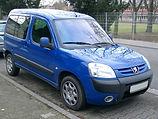 Peugeot Partner E85