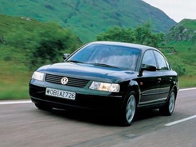 VW Passat 4 E85