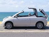 Nissan Micra CC E85