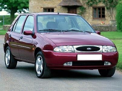 Ford Fiesta IV E85
