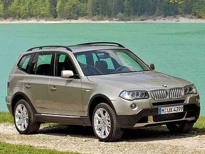 BMW X3 E85