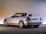 Mercedes SLK E85