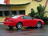 Ford Mustang 4 E85