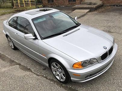 BMW E46 E85