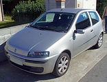 Fiat Punto 2 E85