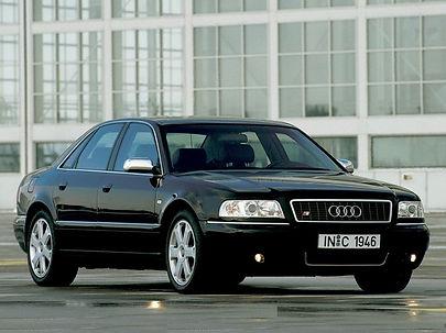 Audi A8 E85