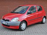 Toyota Yaris E85