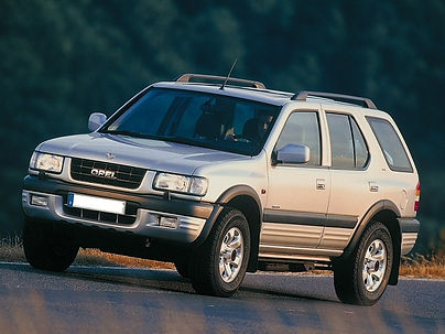 Opel Frontera 2 E85