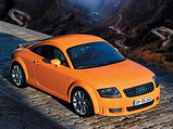 Audi TT E85