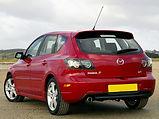 Mazda 3 E85