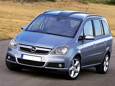 Opel Zafira B E85
