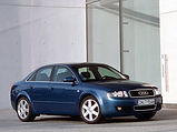 Audi A4 2 E85