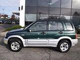 Suzuki Grand Vitara E85