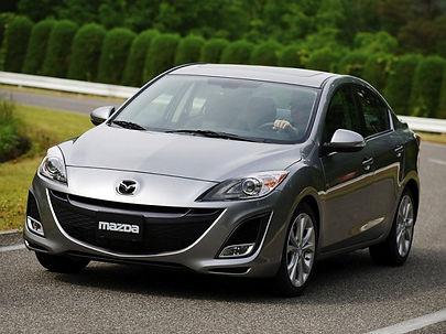 Mazda 3 II E85