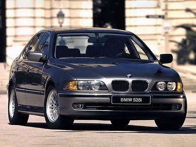 BMW E39 E85