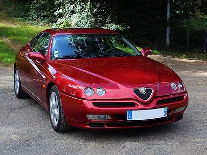 Alfa GTV E85