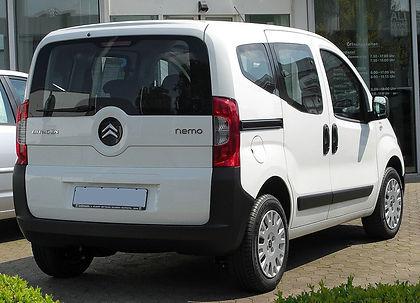 Citroën Nemo E85