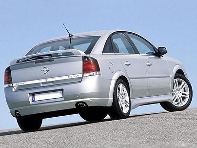 Opel Astra J E85