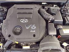 V6 3.3 - 233 cv