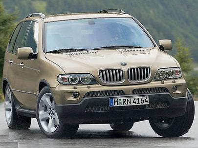 BMW X5 E85