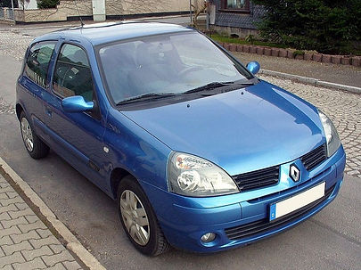 Renault Clio 2 E85
