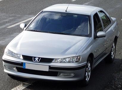 Peugeot 406 E85