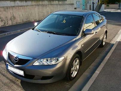 Mazda 6 E85