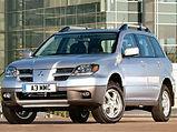 Mitsubishi Outlander E85