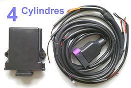E85 Kit 4 cylindres