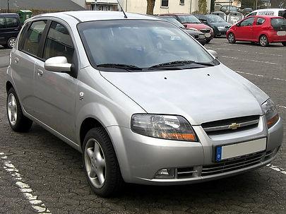 Chevrolet Kalos E85