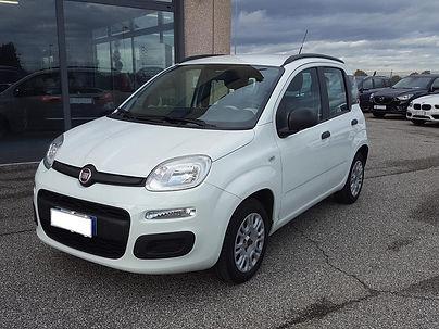 Fiat Panda 3 E85