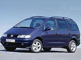 VW Sharan E85